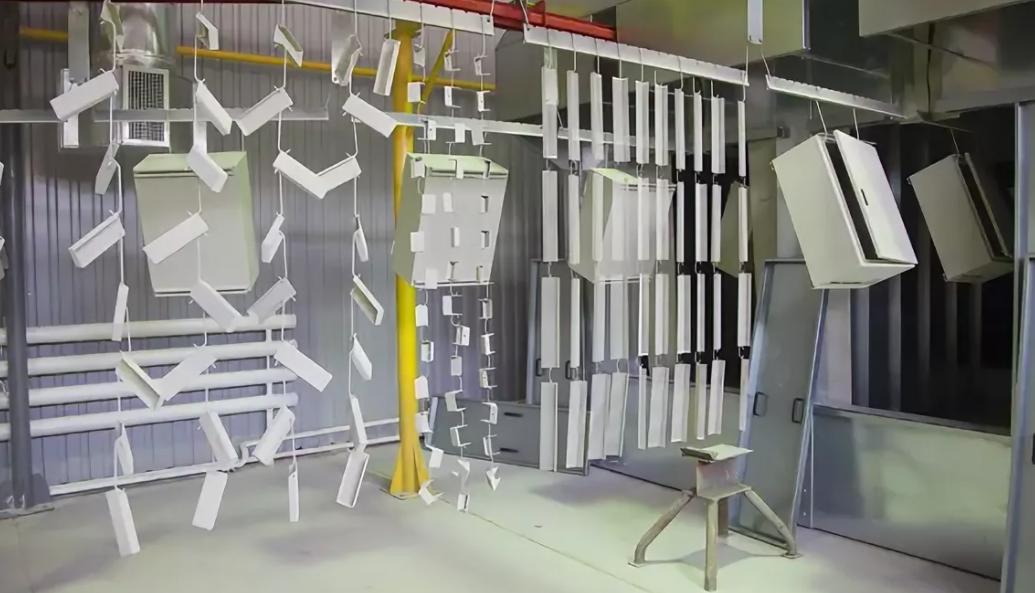 Порошковая покраска мебельной фурнитуры